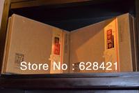 Hunan Anhua Baishaxi Sheng Shi Piao Xiang (pressie) Gift Packing Dark tea 1kg Tianfu Tea and 75g * 4 Best Black Brick Tea BSX001