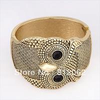 Free Shipping! Hot Sale Enamel Bracelet  Enamel Jewelry Bangles Owl