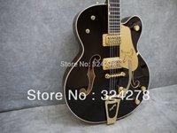 New-Arrival Gretsch G6136TBK Black Falcon Electric Guitar