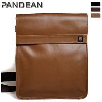 Free shipping / Factory direct/ Genuine leather / men's shoulder bag /messenger bag / laptop bag pandean mvs2218-a