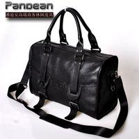 Free shipping / factory direct/ genuine leather/men's travel bag /laptop bag / men or women  luggage bags / shoulder bag