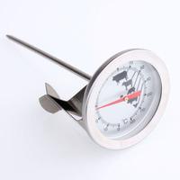 Bar heat induction milk oven thermometer kitchen temperature pen milk tea hot tea heat water coffee thermometer pen 3pcs/lot