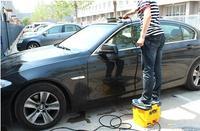 Free DHL/UPS Electric car wash device portable high pressure 220v 12v household washing car machine car wash water gun 18L