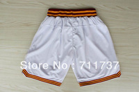 Free shipping Cleveland new material Rev 30 basketball shorts,Top quality sport shorts,embroidery logos,size S-XXL