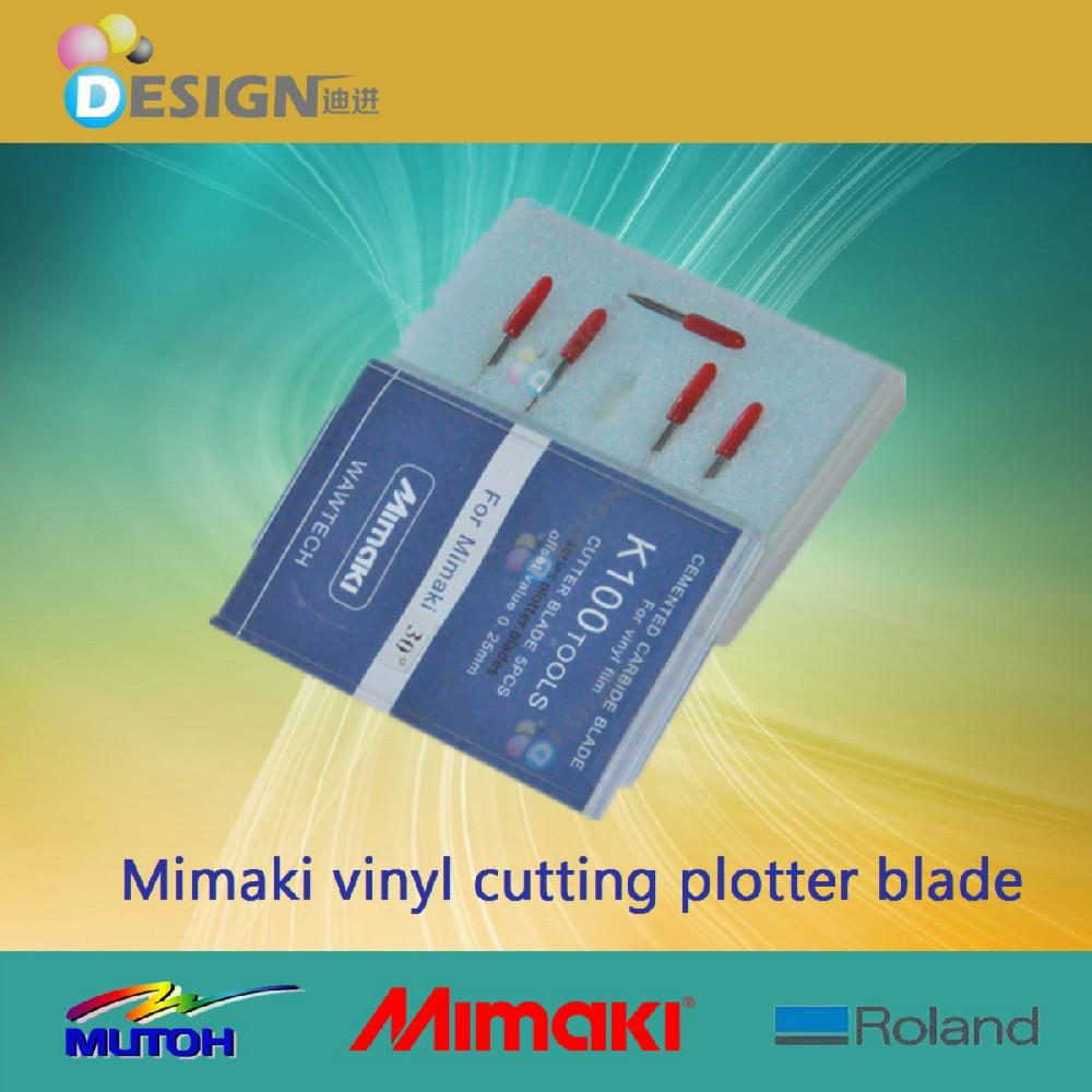 Mimaki 30degree cutter blade for plotter(China (Mainland))