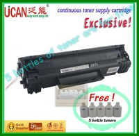 simple and cheap products for sale !!88A toner cartridges, it's competitiveness model,over 12000  pages,inkjet printer white ink