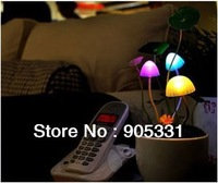 Valentine's gift Fungus Lamp,LED table lamp, Night Light, mushroom lamp,Energy saving Light Freeshipping