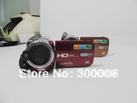 Free Shipping Hot Selling 16MP HD 1080P High Quality Handy Video Camera (HD-D9S)