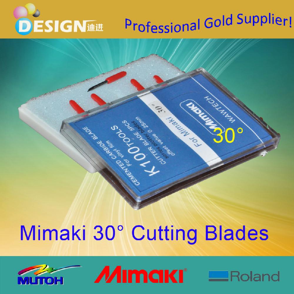 Vinyl cutter plotter 30degree mimaki cutting blade(China (Mainland))