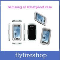In Stock 3 meter Deep Waterproof Case Cover Protective Waterproof  Bag for Samsung I9300 Galaxy S3