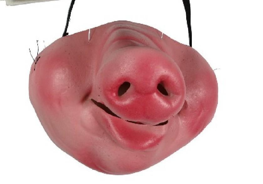 Как сделать так чтобы свинья пол не рыла