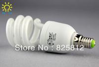 Big Eye color box E14 half sprial 11W energy saving lamp CFL  (warm yellow)