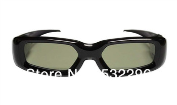 IR Infrared 3D transimission active glasses universial shutter 3D glass full hd  for 3D TV,MOVIE,DISPLAY