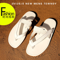 Men's shoes fashion casual all-match Men sandals flip flops shoes male slippers sandals