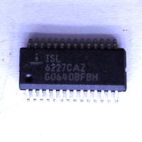 INTERSIL  ISL6227CAZ  ISL6227  Dual Mobile-Friendly PWM Controller with DDR Option
