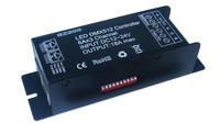 DMX 512 Decoder DMX512 Led RGB Controller,DC12-24V 6A 3 Channels for RGB Ceiling Lamp,Led Strip light,high quality guaranteed
