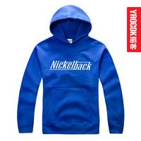 Nickelback band metal with a hood sweatshirt