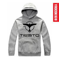 Sweatshirt tiesto dj tiesto tijs verwest with a hood sweatshirt