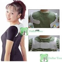 Free shipping: Back Posture Brace Corrector Shoulder Support Band Belt wholesale