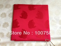 2013 high quality african headtie red