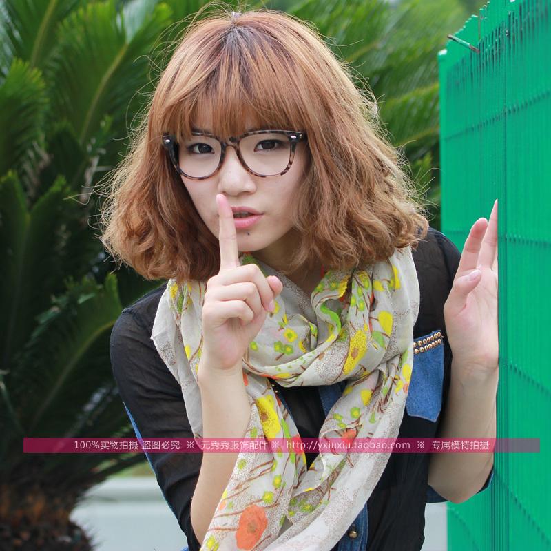 Scarf female summer air conditioning cape sun design long silk scarf sun-shading scarf(China (Mainland))