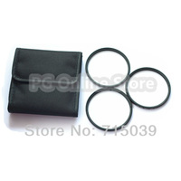 67mm Star4 Star 6 Star 8 4 6 8 Point 3 Filter Kit for 67 mm Lens