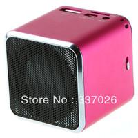 NEW Digital portable Speaker Mini MP3 Player USB Disk Micro SD TF Card FM Radio   Z1