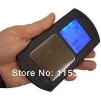 New APTP448 touch screen LCD backlight Cigarette Jewelry Gold scale 500g x 0.01g Accuracy digital pocket weighing balance