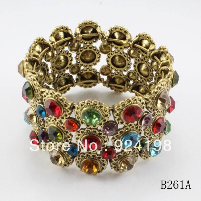 Crystal Bracelet India Crystal Glass Bracelet For