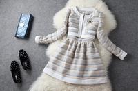 2013 fashion brief fashion sleeveless slim one-piece dress short jacket twinset