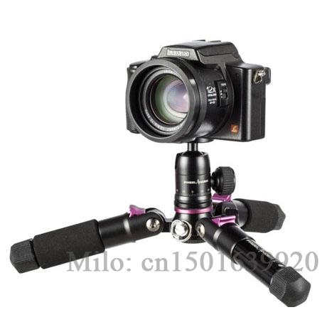 Free Shipping High Quality Flexible Digital Camera Tripod/ Holder/ Stand(China (Mainland))