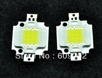 20pcs/lot Free Shipping 10W 900LM LED Bulb IC SMD Lamp Light White High Power (3series*3perellel)