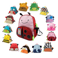 Child animal school bag 40.77% double-shoulder primary school students school bag