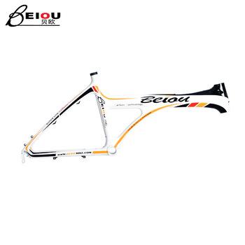free shipping Beiou carbon fiber bicycle bmx frame 20 b002