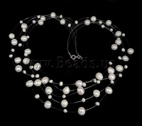Fashion Pearl Jewelry Freshwater Pearl Necklace Fashion Necklaces for Women Accessories Pendant Necklace