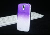 Luxury Crystal Hard Case for Samsung Galaxy S4 SIV S 4 IV i9500 Fashion Waterdrop Back Housing  1pcs/lot