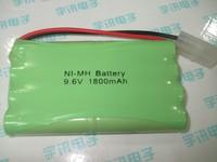 Ni-mh battery 9.6v 1800mah 8 5 charge aa ni-mh battery