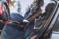 universal  Mubo winter mat car wool pad chenille mat mxd-01 Dark gray heat  sheepskin car seat covers full fur for car
