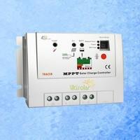 MPPT Tracer1215RN Solar Charge Controller Regulator 12/24V INPUT 10A