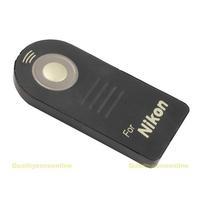 Wireless IR Remote Control ML-L3 for Nikon D7000 D5100 D5000 D3000 #QbO