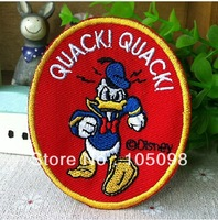 Free Shipping~10 pcs/Lot  Embroidered XWY813-6 Sew On Iron On Patch~ Wholesale Applique Badges