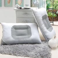Free Shipping Three Kinds Textile cassia pillow/ buckwheat/ lavender pillow, Health Pressure Memory Foam Neck Massage Pillow