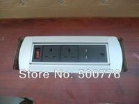 ZSPM manual desktop socket with UK power