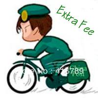 EMS/UPS/Fedex/TNT/DHL Extra Fee $1