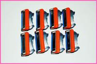Free Shipping The topest quanlity Razor Blade EU / U.S /RUSSIAN  Shaving Blade Shaver Razor  (8pcs / package)