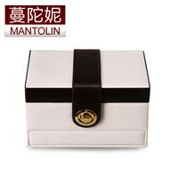 Casked fashion princess dressing jewelry box ring box bracelet box gift