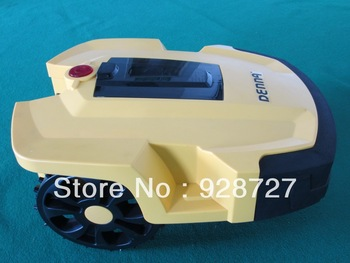 Hot sell Lead-acid Battery remote control lawn mower LCD display, A600r