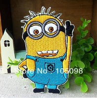 Free Shipping~10 pcs/Lot  Embroidered XWY813-9 Sew On Iron On Patch~ Wholesale Applique Badges