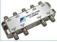TV signal splitter 5-2400  8WAY Heavy