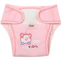 Baby cotton diapers maccies 100% baby diaper pants breathable leak-proof urinal waterproof diaper urine pants b60980